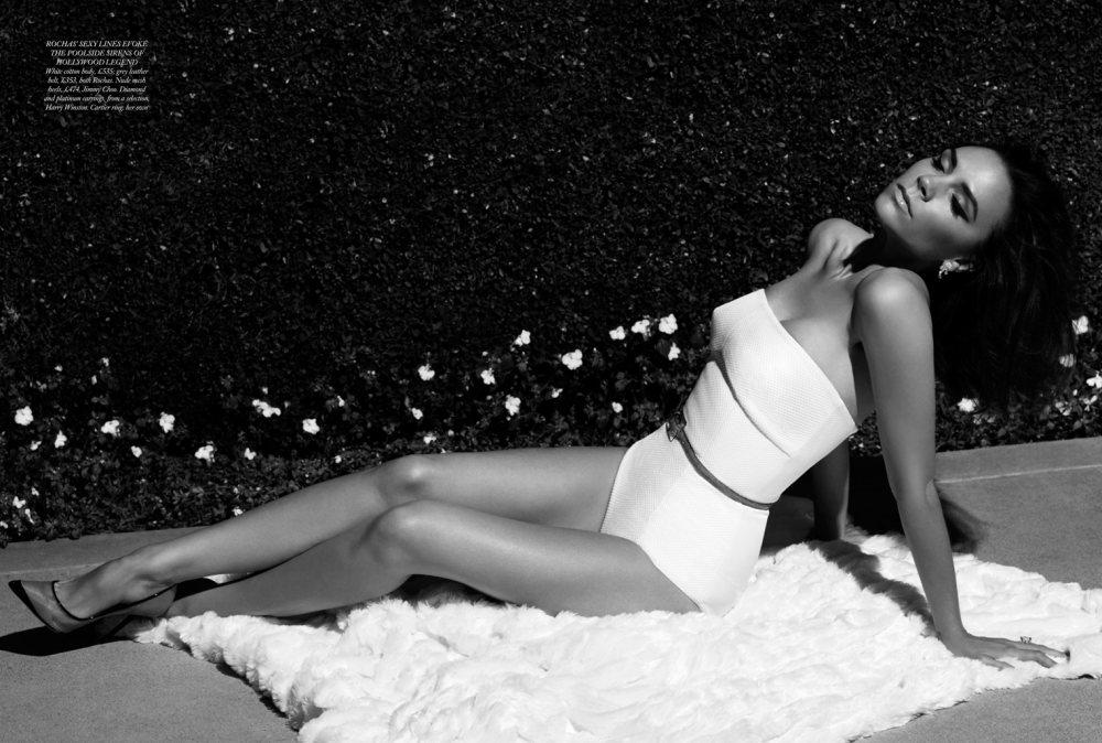Victoria Beckham by Camilla Akrans for Harper's Bazaar UK May 2012