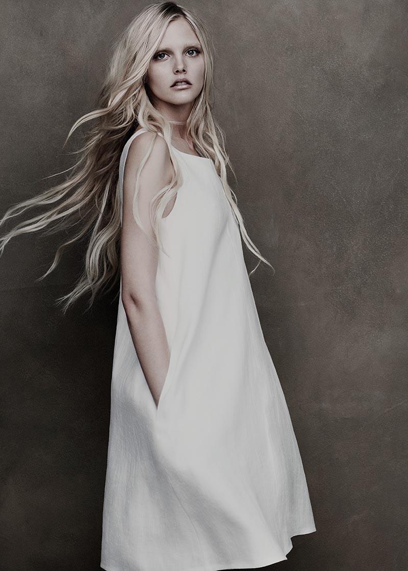 Dani Seitz for Lida Baday Spring 2012 Campaign by Chris Nicholls