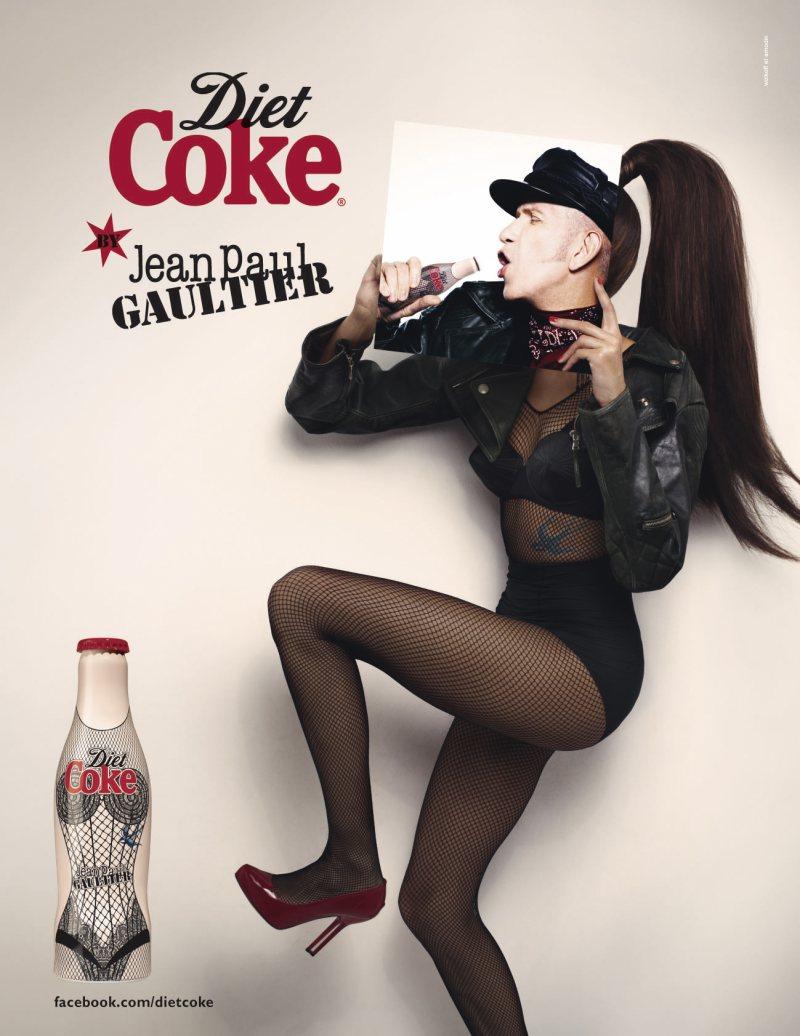 Diet Coke by Jean Paul Gaultier Campaign x Video