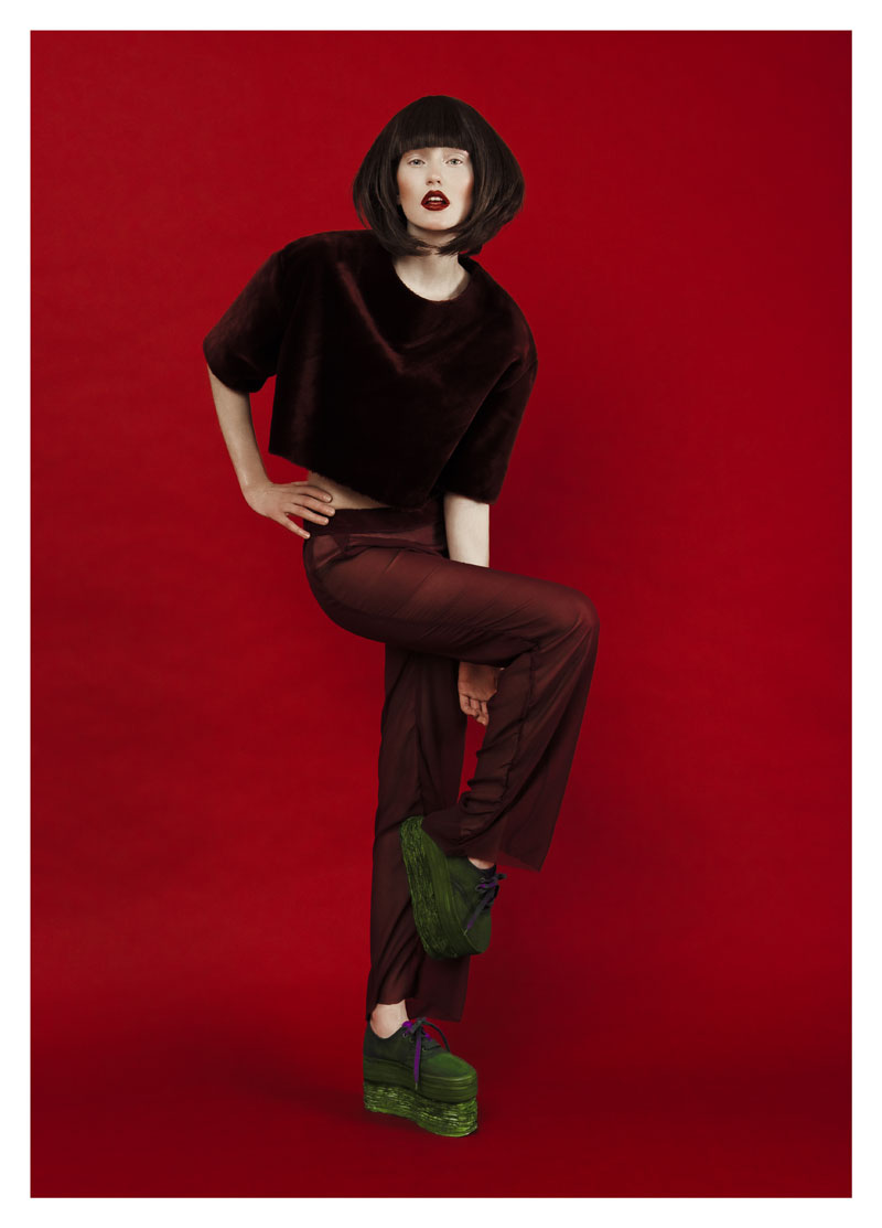 Beata V by Marco Trunz for Fashion Gone Rogue