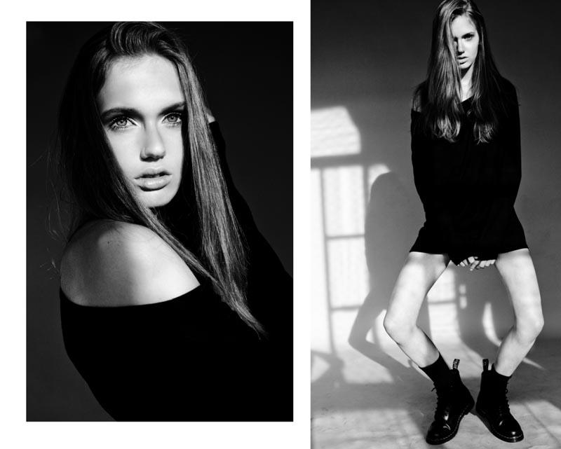 Fresh Face | Raquel Radiski by Bruna Castanheira