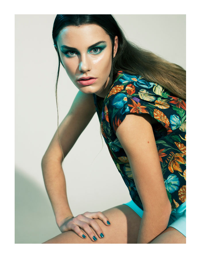 Fresh Face | Alice B by Michel Widenius
