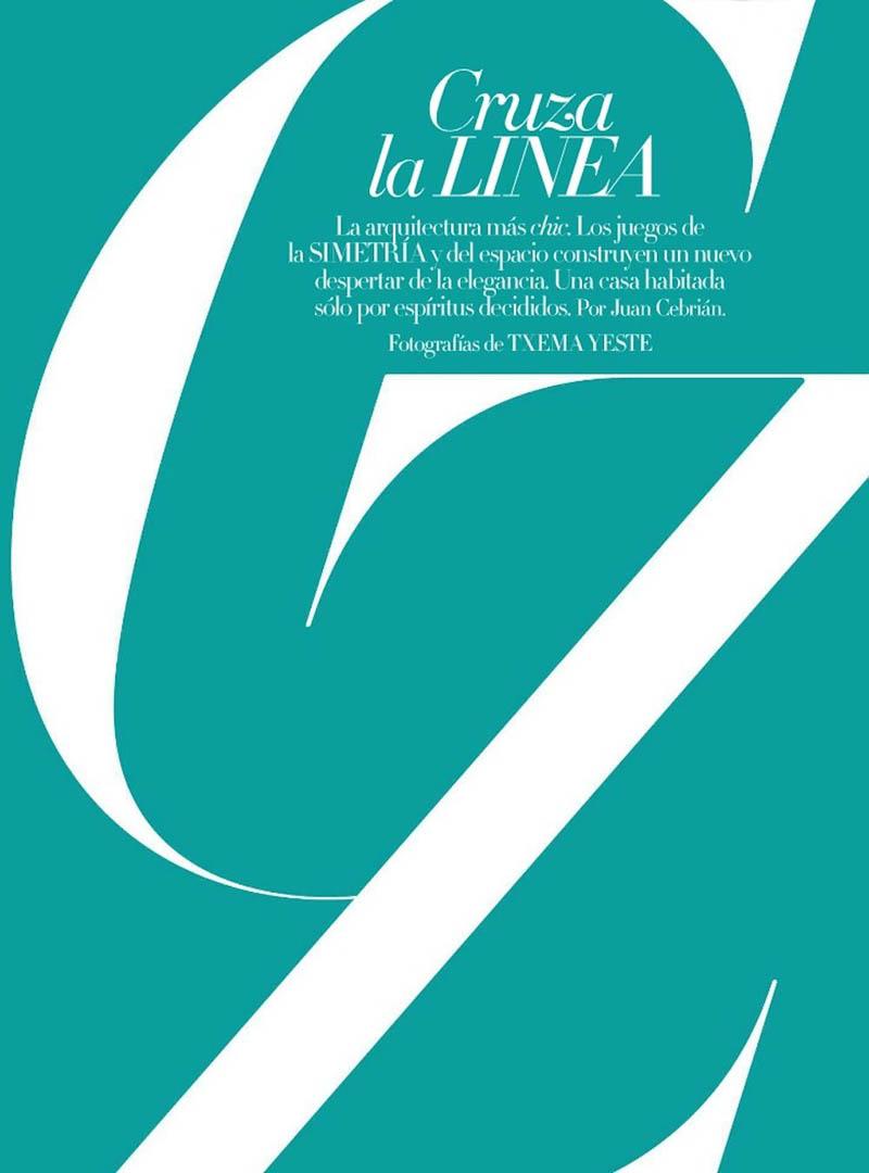Liya Kebede by Txema Yeste for Harper's Bazaar Spain May 2012