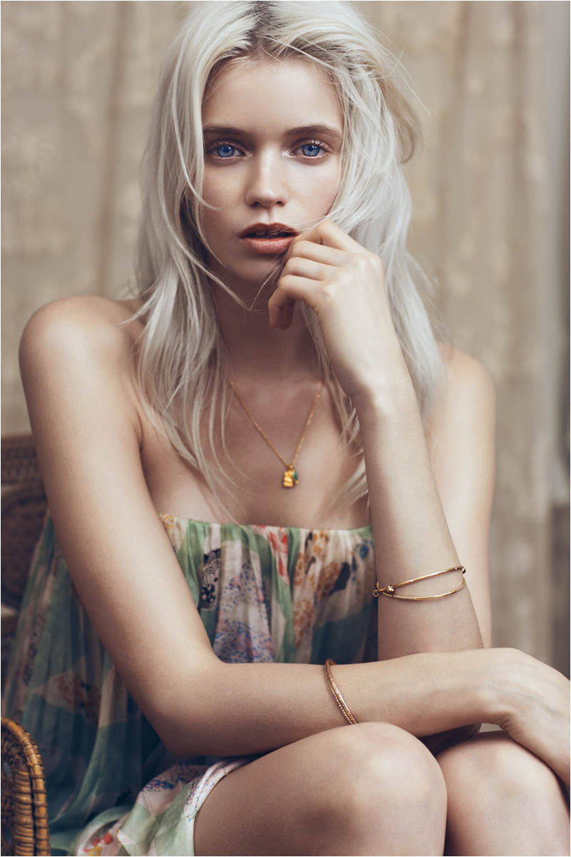 Abbey Lee Kershaw by Lachlan Bailey for Vogue China May 2012