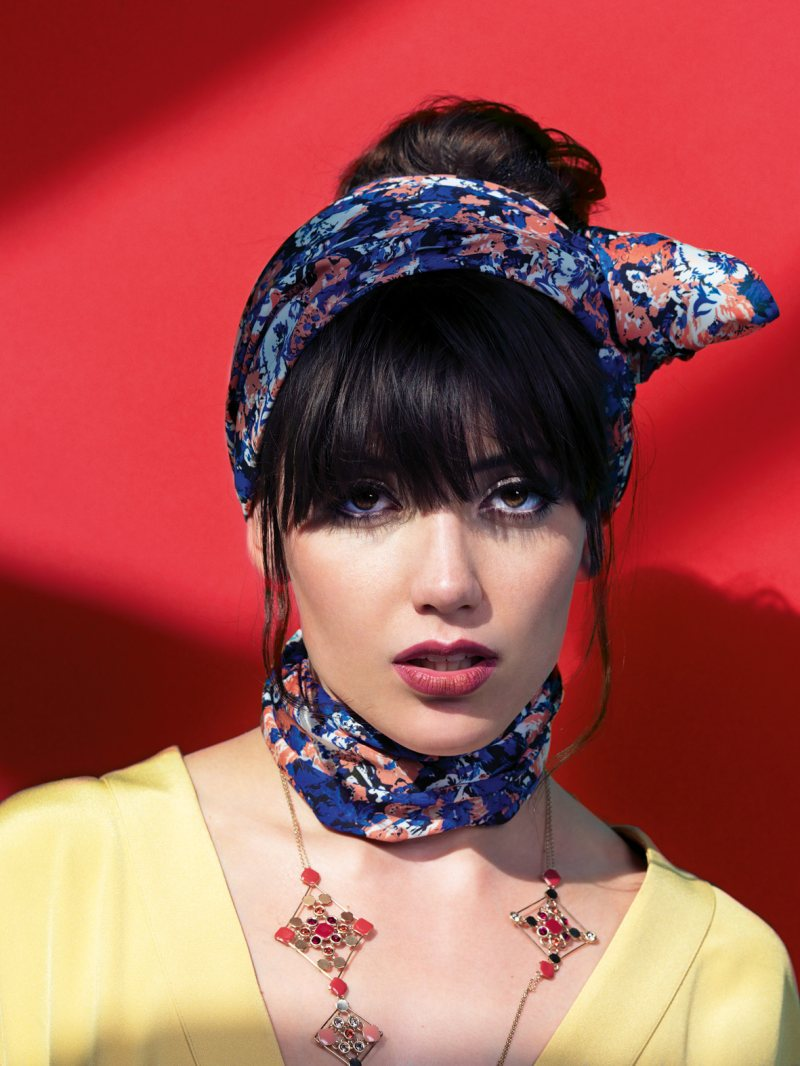 Daisy Lowe by Carlos Lumiere for XOXO the Mag May 2012