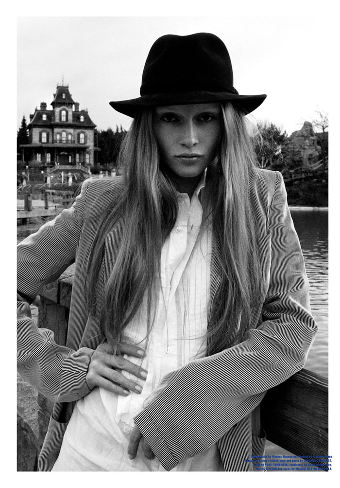 Bianca O'Brien by Magnus Magnusson for Contributor #5