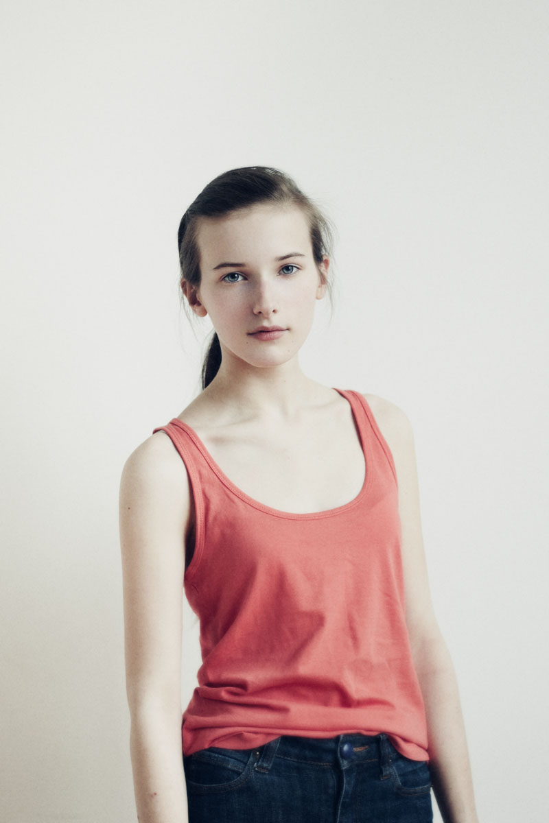 Fresh Face | Oona by Calope