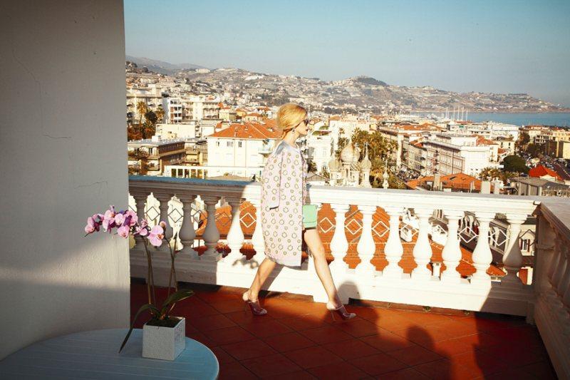 Sofya Titova by Alice Rosati for Gioia Magazine