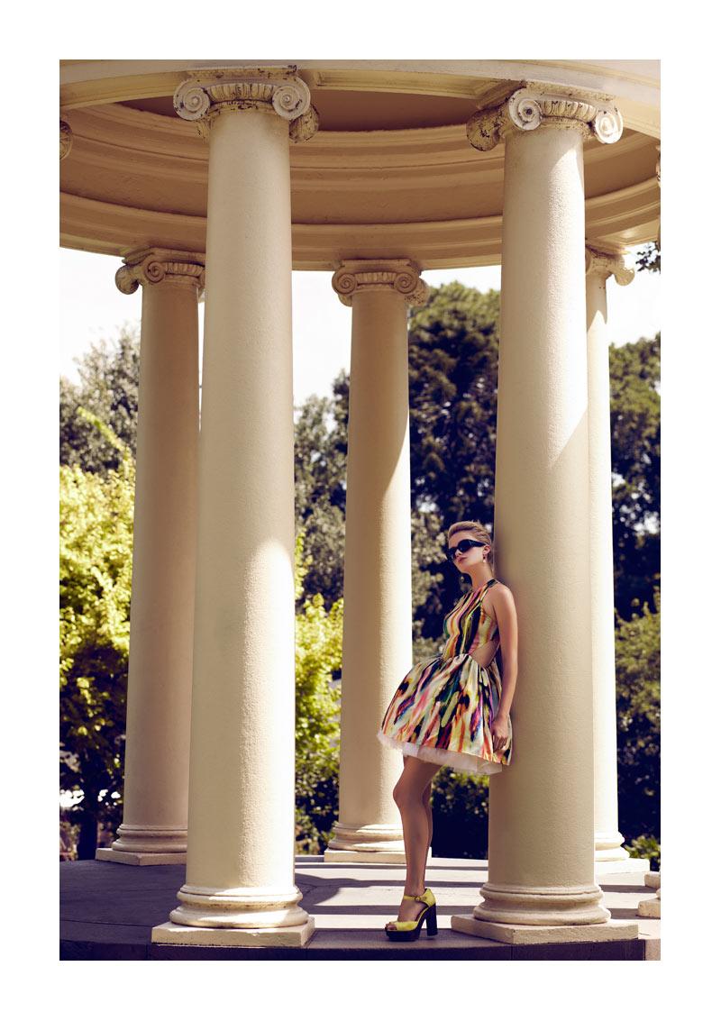Annabella Barber by Jaclyn Adams for Plaza Kvinna