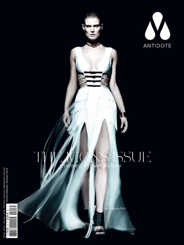 Naomi Campbell, Eva Herzigova, Natasha Poly, Malgosia Bela & Others Cover Antidote #3