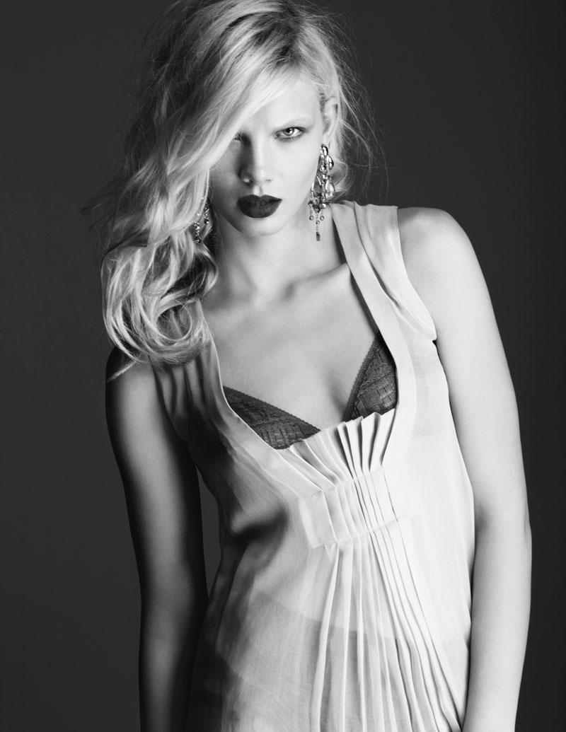 Daria Zhemkova by Jacob Sadrak for Fashion Gone Rogue