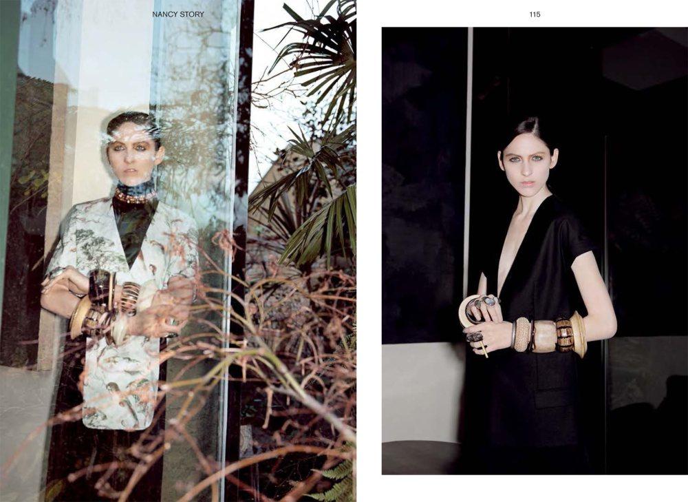Lida Fox by Greta Ilieva for Tiger Magazine