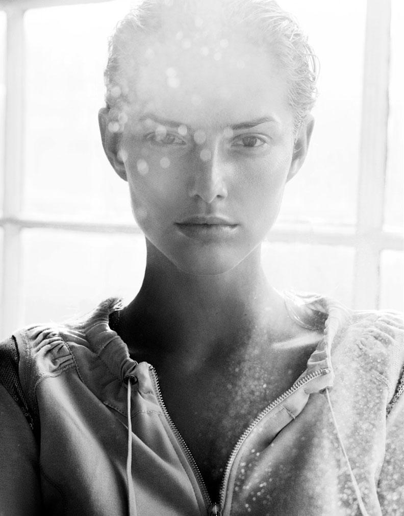 Michaela Kocianova by Emma Tempest for Amica April 2012