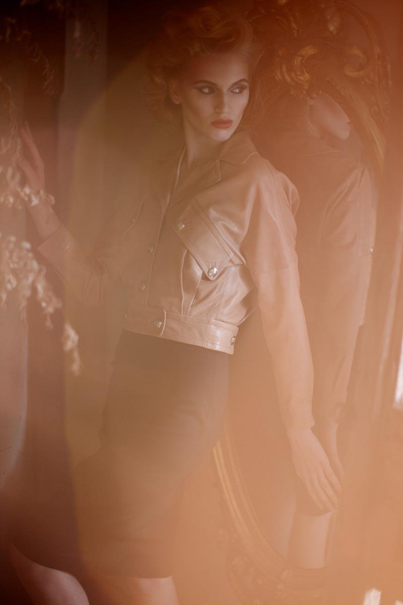 Valeria Dmitrienko by Diego Uchitel for D Magazine