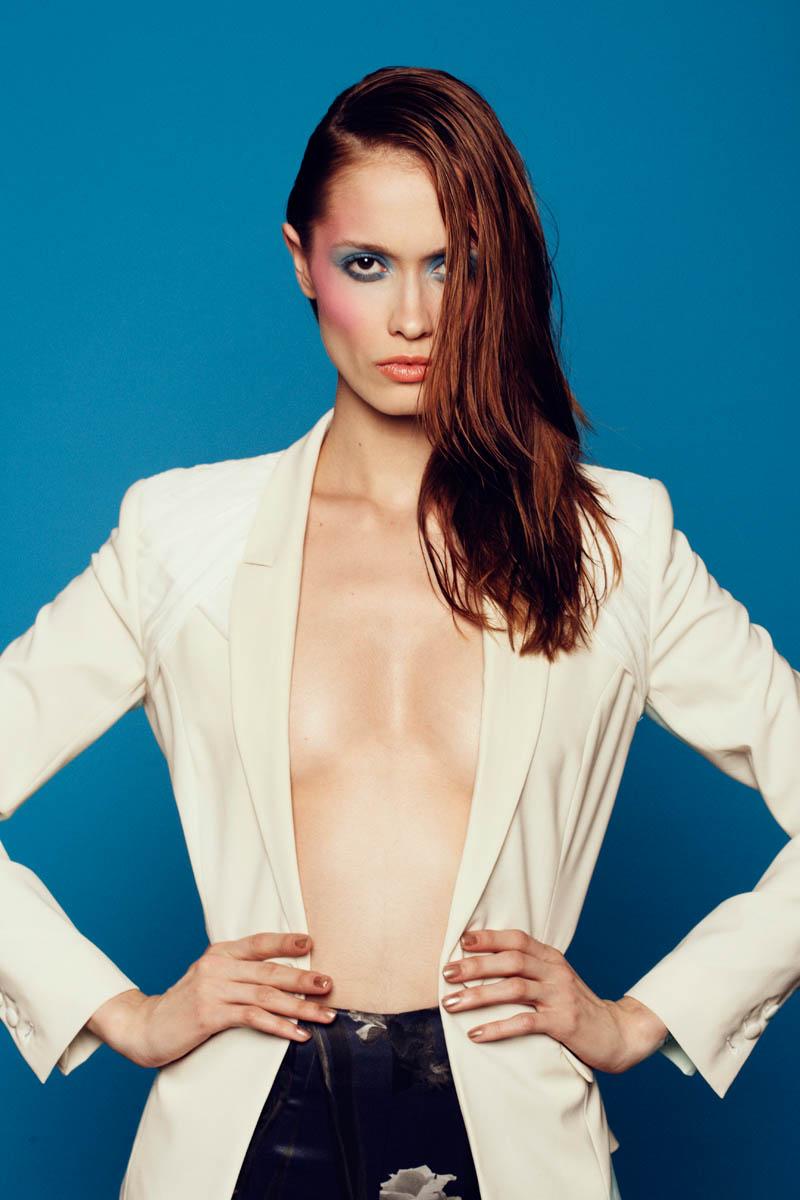 Viktoria Costa by Filippo del Vita for SCMP Style Magazine