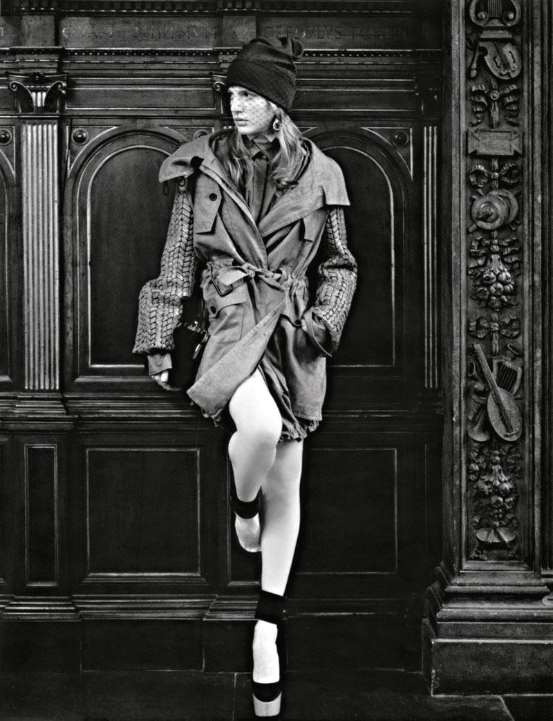 Caterina Ravaglia by Manuela Pavesi for Grey #6