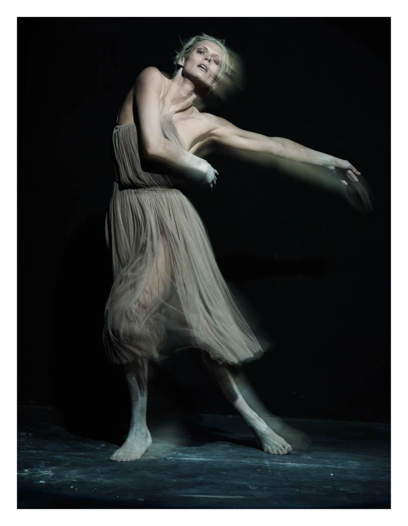 Malgosia Bela by Greg Kadel for i-D Summer 2012
