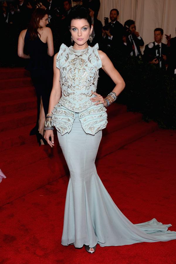 Gisele Bundchen, Linda Evangelista, Karlie Kloss, Chanel Iman & More at the 2012 Met Gala