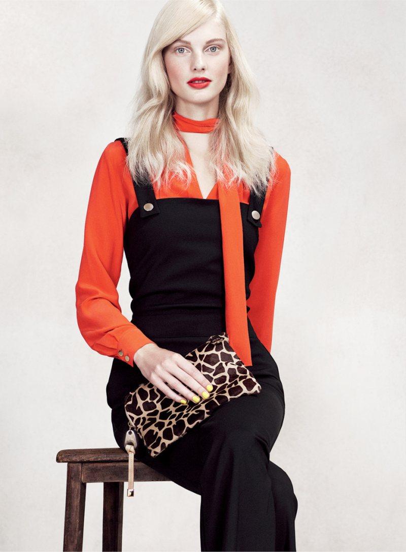 Patricia van der Vliet for MAX&Co. Spring 2012 Campaign by Willy Vanderperre