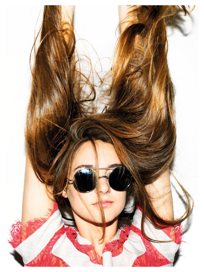 Shailene Woodley by Jason Nocito for ASOS Magazine June 2012