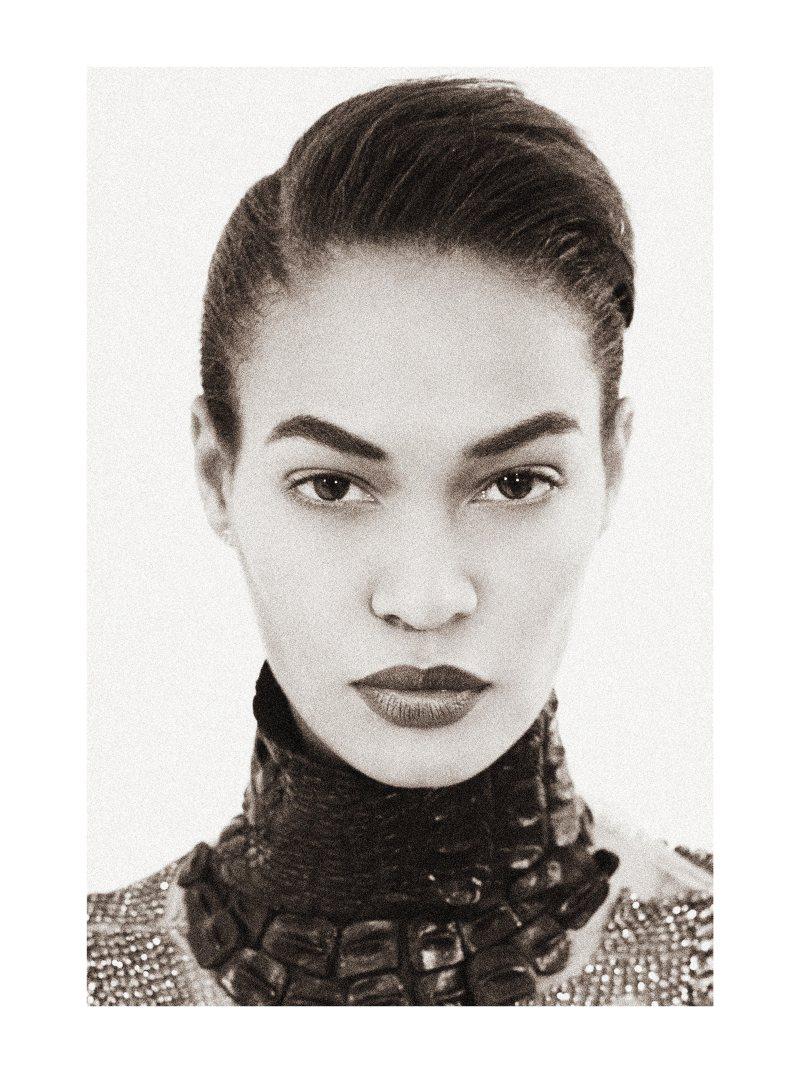 Portrait | Karlie Kloss, Jourdan Dunn, Joan Smalls, Cara Delevingne & Others by Matthew James Arthur Payne