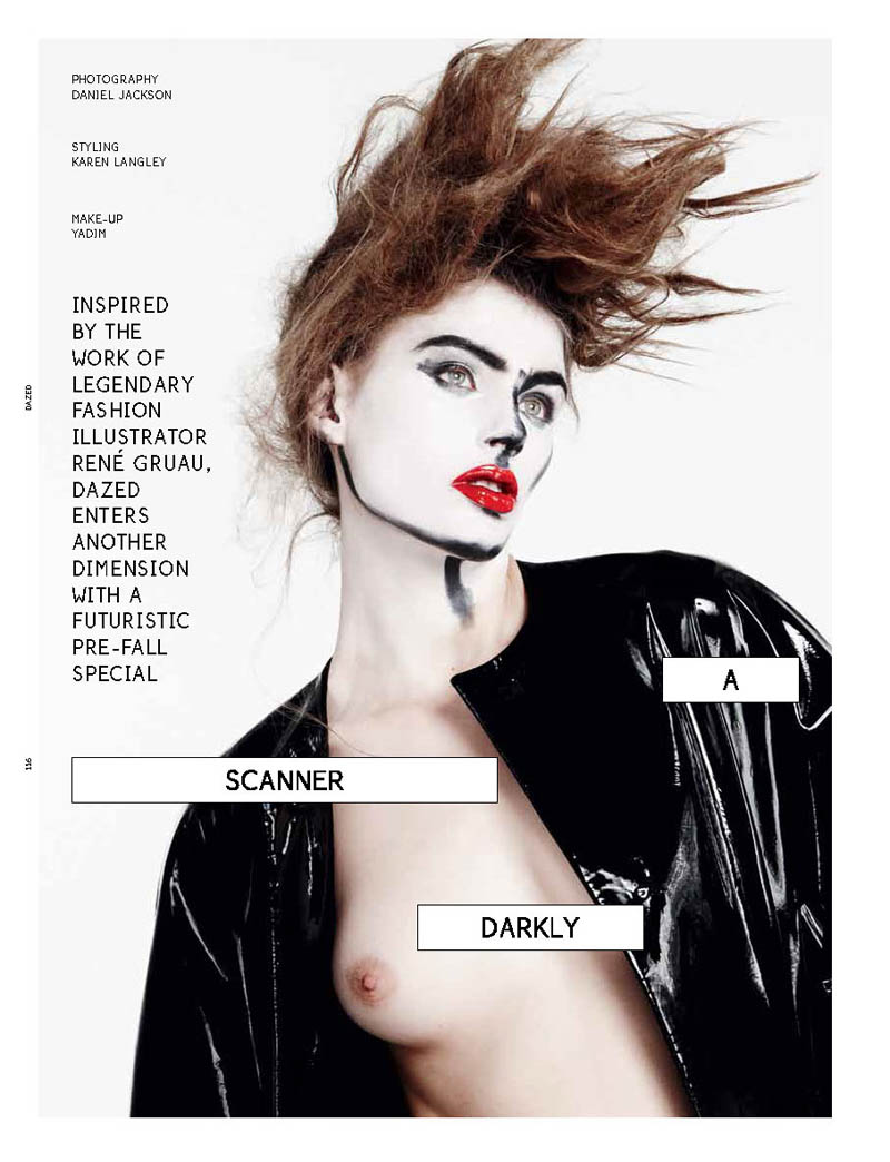 Ava Smith, Codie Young & Madison Headrick Are Drawn Together for Dazed & Confused's June Issue