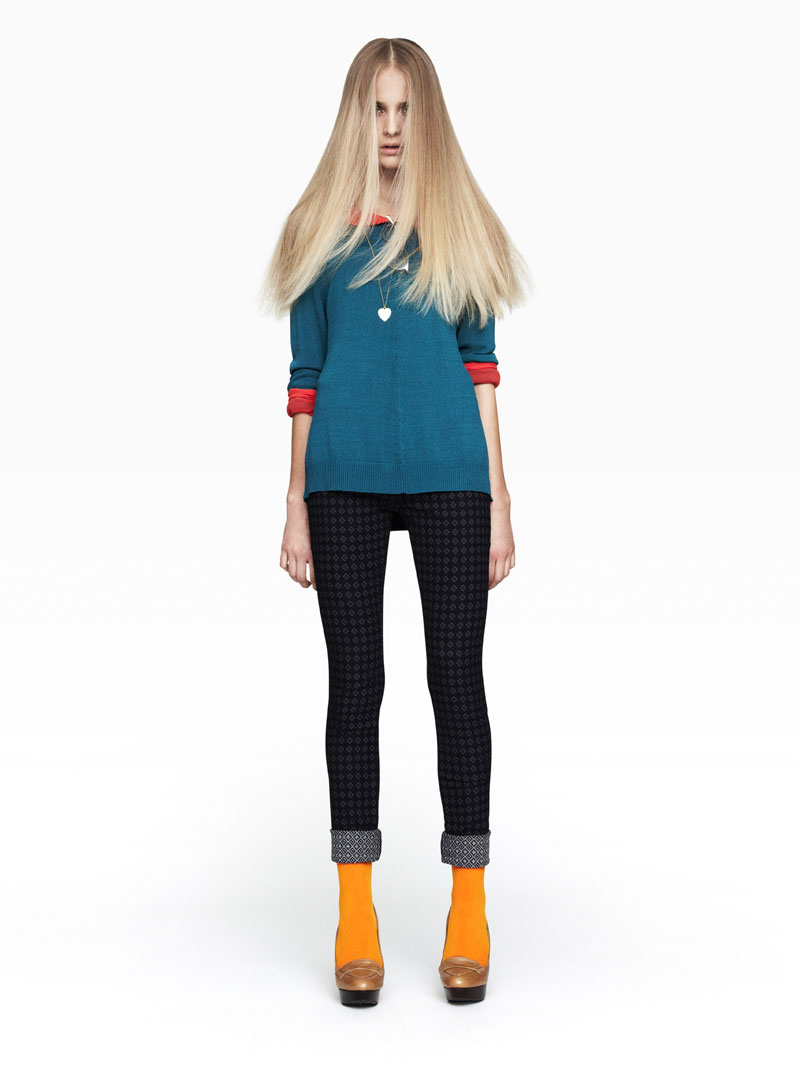 Mie Berg by Hordur Ingason for Fashion Gone Rogue