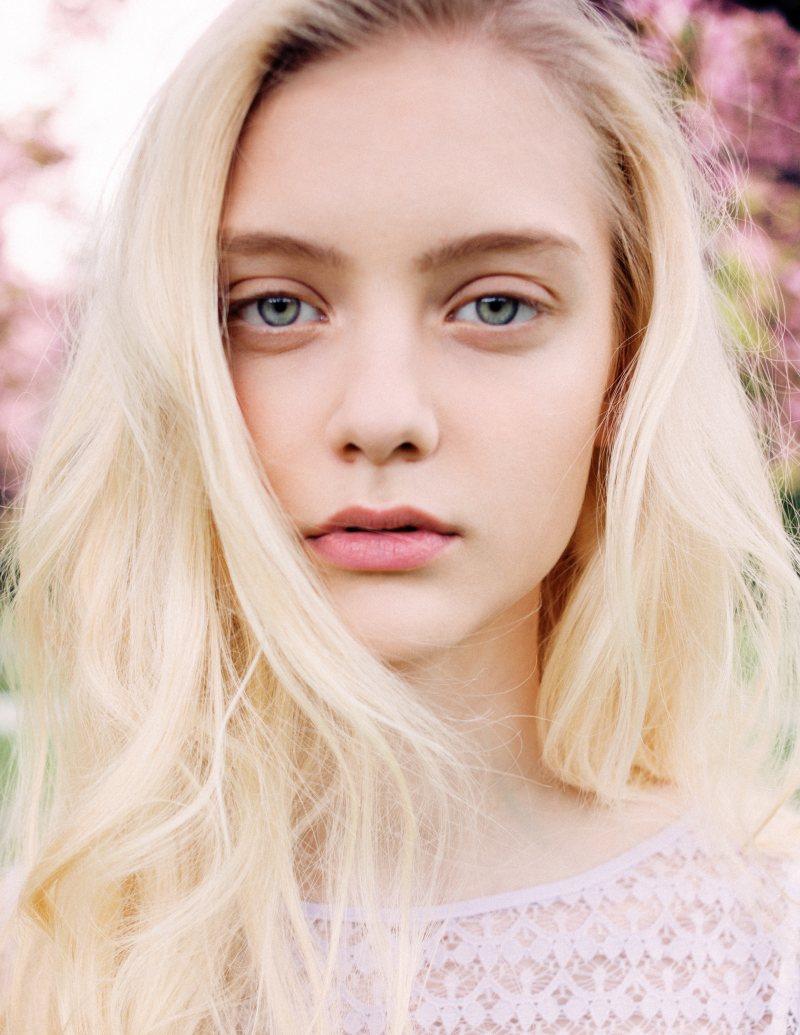 Portrait | Nastya Kusakina by Jens Ingvarsson