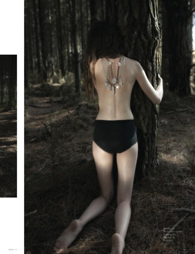Victoria Anderson by Karen Inderbitzen-Waller for Black #16