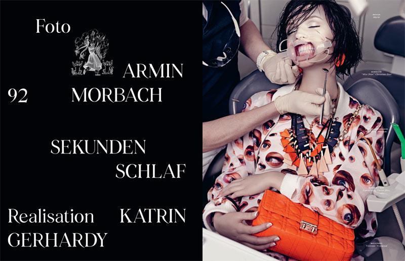 Dempsey Stewart Has 'Sudden Sleep' for Tush Summer 2012 by Armin Morbach