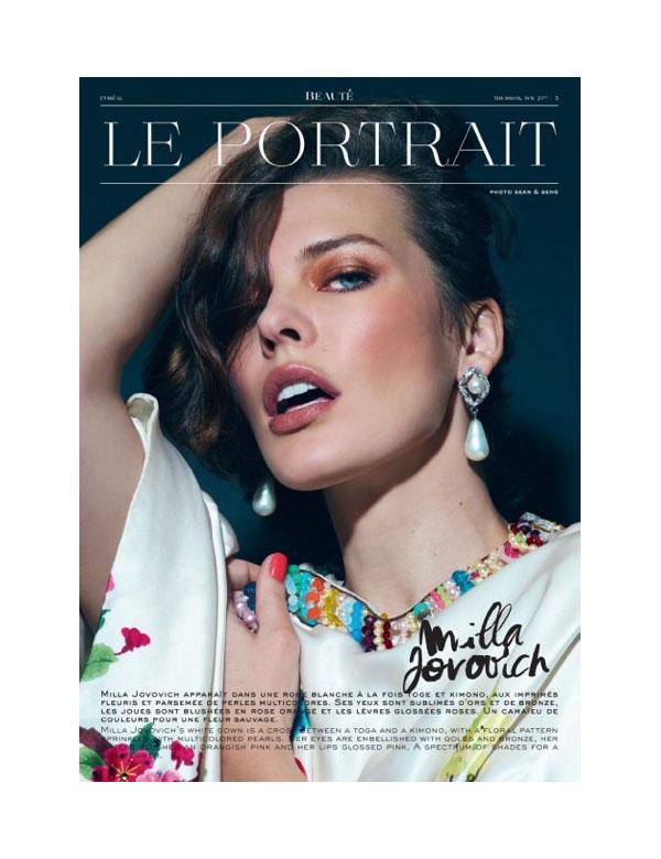 Sean & Seng Capture Liya Kebede, Natasha Poly, Barbara Palvin & Others at Cannes for L'Oréal