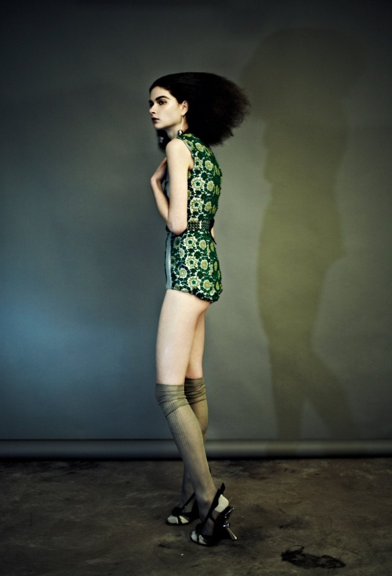 Bo Don Haunts in Boris Ovini's Images for Vision China