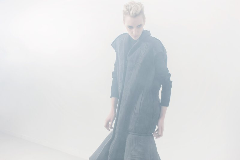 Hannelore Knuts Models Capara's 'Innocence in Flames' Fall 2012 Collection