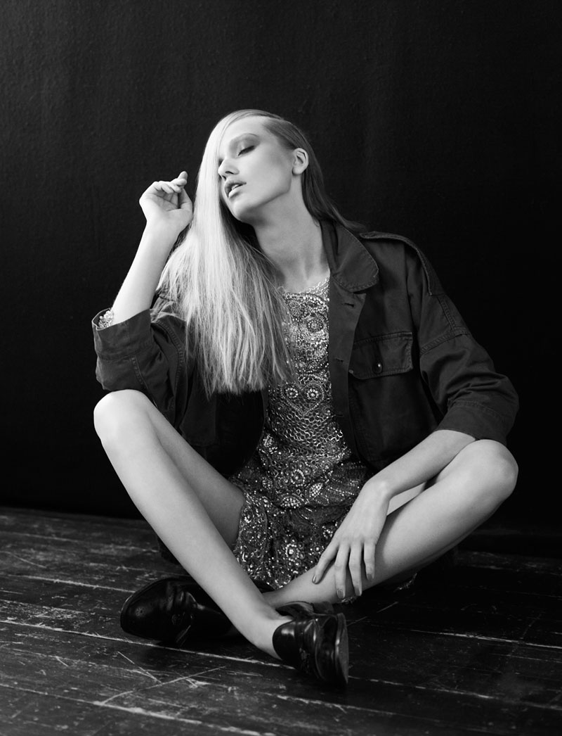 Zhanna T by Pelle Crepin for Fashion Gone Rogue