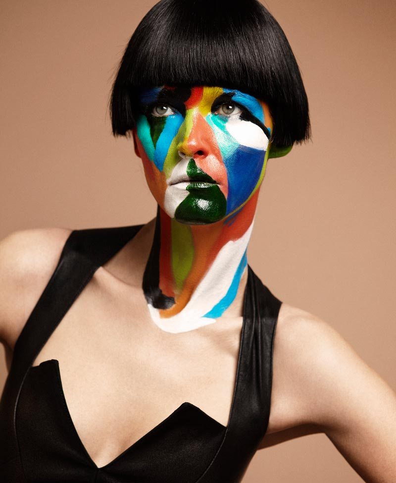 Carmen Kass is A Transformer for Yelena Yemchuk's 25 Magazine Shoot