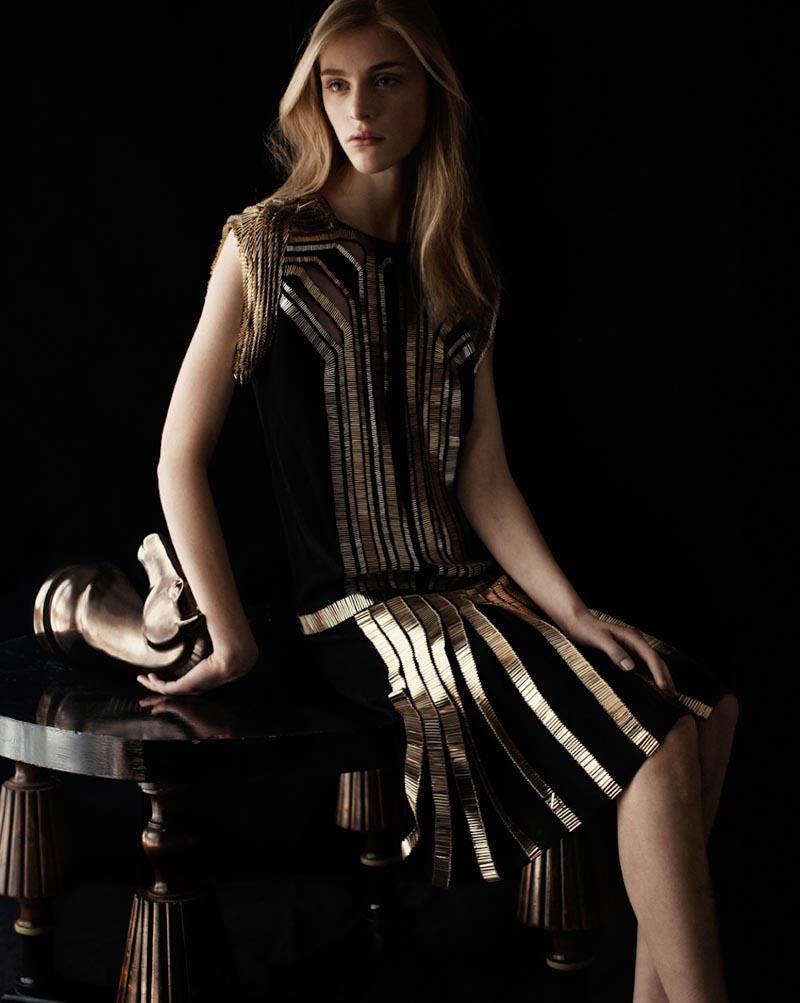 Hedvig Palm is Ethereal in Elle Sweden June, Shot by Julia Hetta