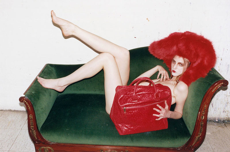 Marc Jacobs' Fall 2012 Campaign by Juergen Teller Features Mystique & Whimsy