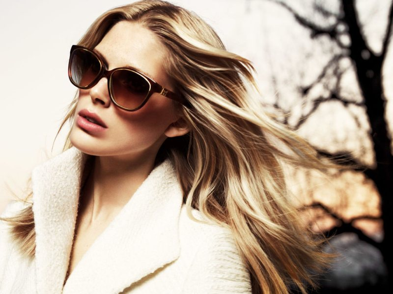 Iselin Steiro Stars in Escada's Fall 2012 Campaign by Knoepfel & Indlekofer