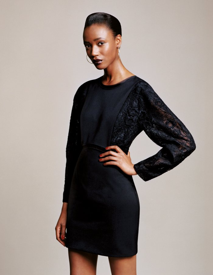 Alasdair McLellan Captures Rising Stars for Topshop's Fall 2012 Campaign