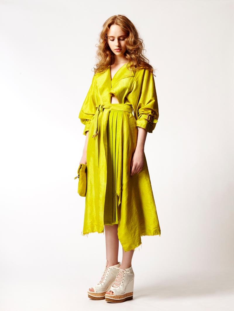 Colette Vermeulen Offers Colorful Edge for its Spring 2013 Lookbook by Saty + Pratha