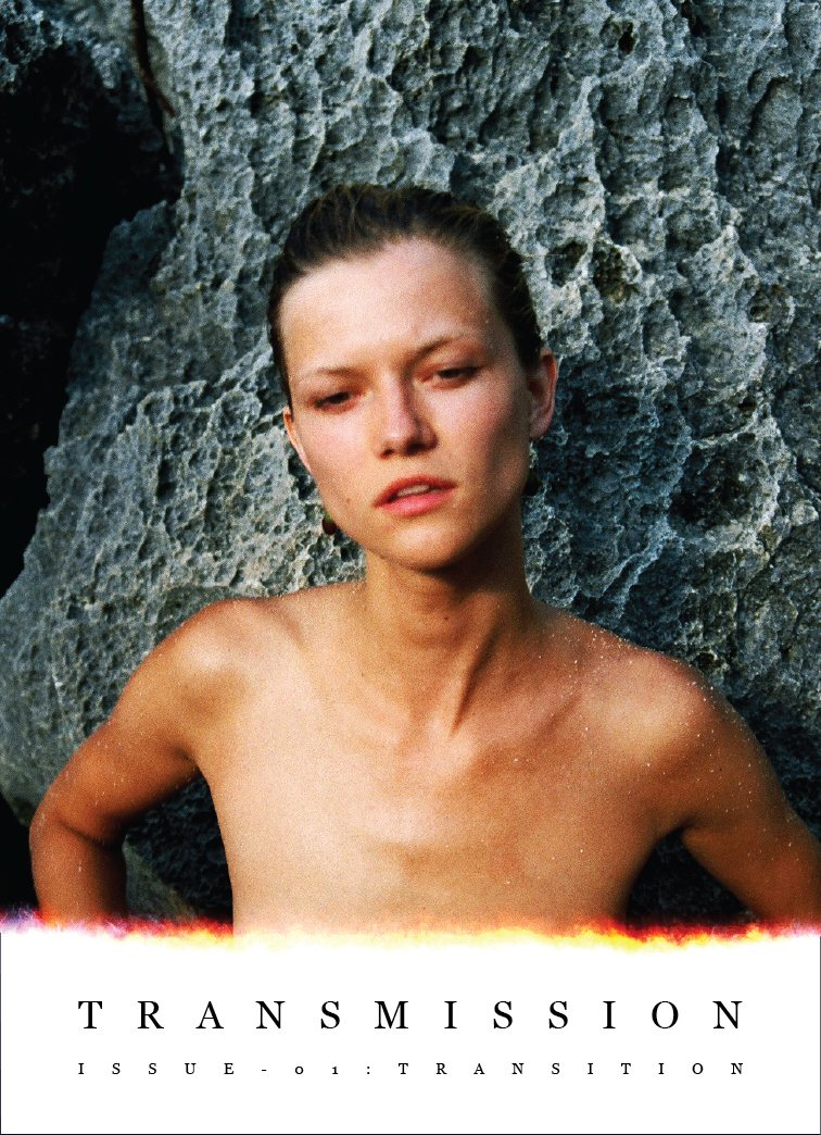 Kasia Struss Keeps it Natural in the Cover Shoot of Transmission by Dylan Forsberg