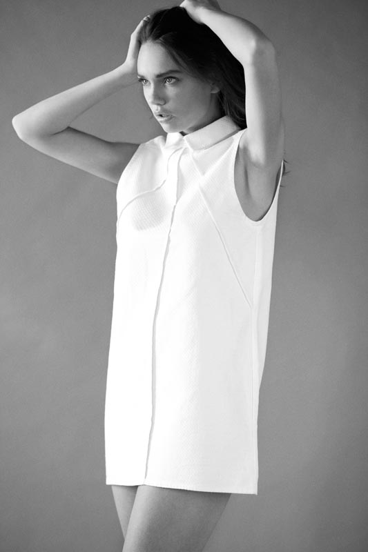 Emily Jean Bester Stars in the Kahlo S/S 2012.2013 Campaign by Daniel Gurton