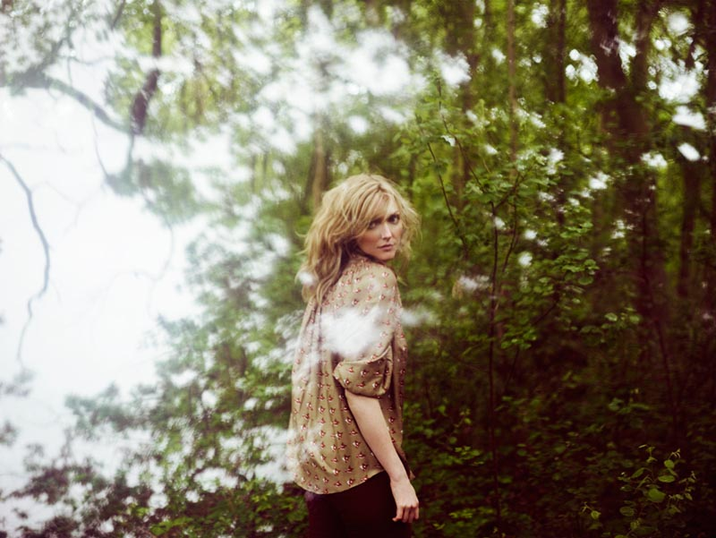 Sophie Dahl Enters the Wilderness for Aubin & Wills' F/W 2012 Campaign by Annemarieke van Drimmelen