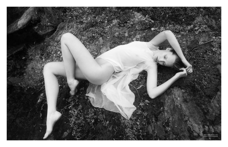 An All Natural Tiiu Kuik Stars in Gravure #6 by Alex Freund