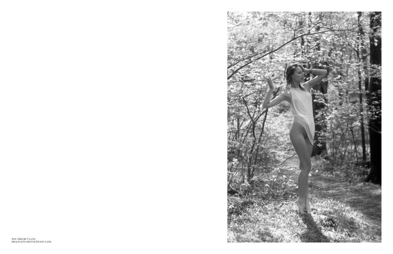 An All Natural Tiiu Kuik Stars in Gravure #6 by Alex Freund