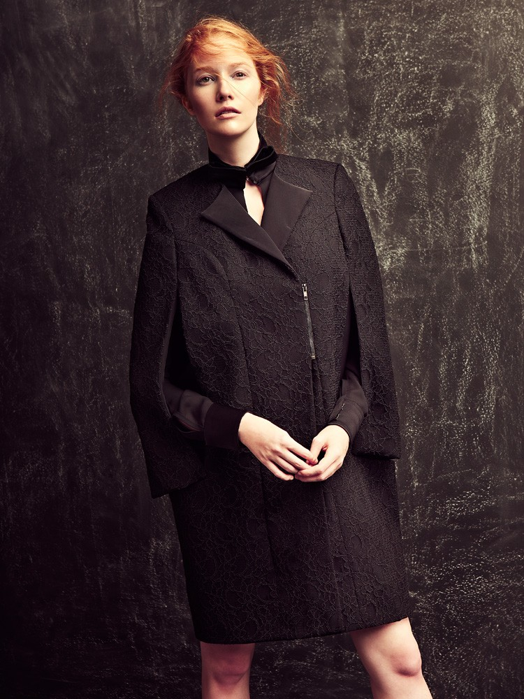 Mikhael Kale's Spring 2013 Collection Offers Contemporary Elegance