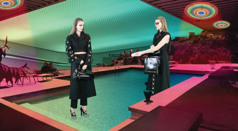 Prada Real Fantasies Fall 2012 Lookbook