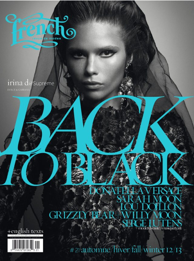 Ashley Smith, Arlenis Sosa, Heidi Mount, Vika Falileeva and Others Cover French Revue de Modes #21 by Thierry Le Goues