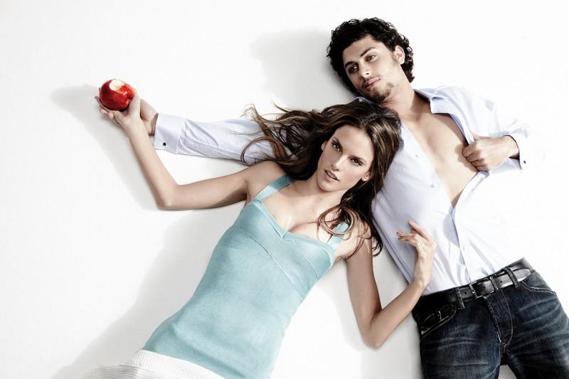 Alessandra Ambrosio for Chenson Summer 2011 Campaign by Fabio Bartelt