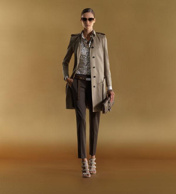 Gucci Cruise 2011 Lookbook | Karmen Pedaru